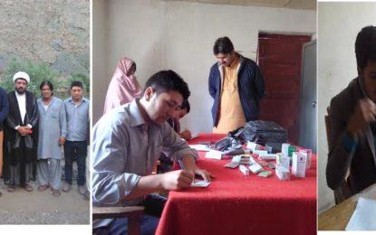رکن قانون ساز اسمبلی کاچو حیدر نے حلقے کے دور افتادہ علاقے کا دورہ کیا، مسائل حل کرنے کی یقین دہانی