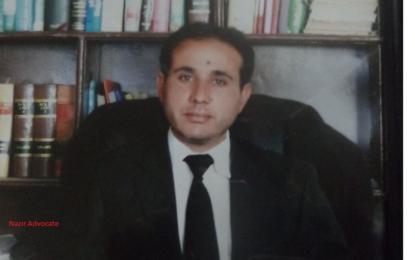 پرنس سلیم کی الیکشن کے لئے اہلیت بہت جلد عدالت میں چیلنج کریں گے، بابا جان کے وکیل نذیر ایڈوکیٹ کا اعلان