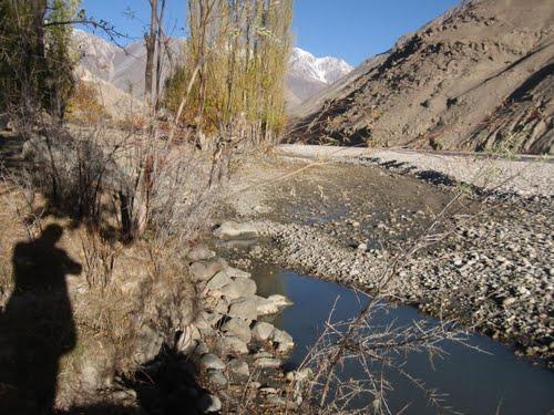 ضلع شگر کا گاوں ملٹو مسلسل دریائی کٹاو کی زد میں، زمین کی بربادی جاری، نمائندوں اور افسران نے منہ پھیر لیا