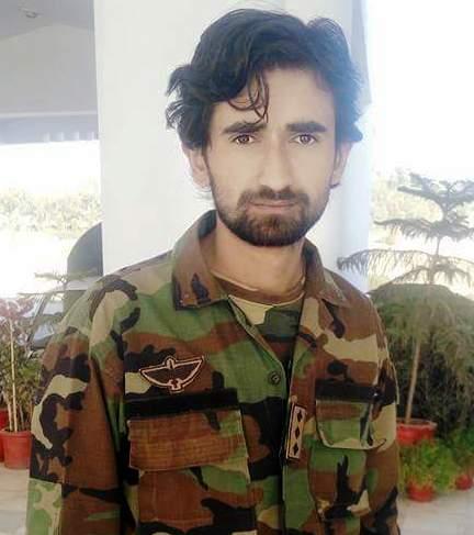 پاک آرمی کے کیپٹن قیوم خان جنوبی وزیرستان میں شہید، فوجی اعزاز کے ساتھ دنیو رمیں سپرد خاک