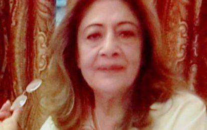 گورنر گلگت بلتستان سے منصوب خبر حکومت کے خلاف ایک گہری سازش ہے،رانی عتیقہ غضنفر علی خان