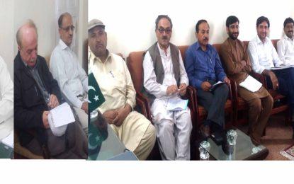 ضلعی انتظامیہ ہنزہ جشن آزادی پاکستان منانے کے لئے تیار