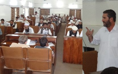 ضلع کونسل چترال نے 3ارب 39کروڑ روپے کا بجٹ پاس کردیا