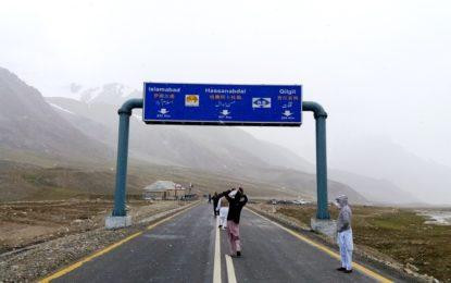 پاکستانی سفارت خانے حکومت چائینہ سےپاک چین بارڈر کو پندرہ دسمبر 7تک کھلا رکھنے کی درخواست