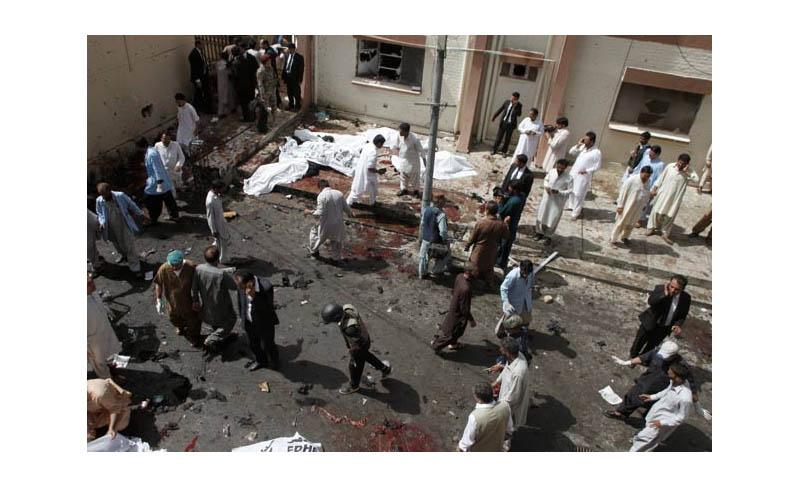 بلوچستان پھر لہو لہو
