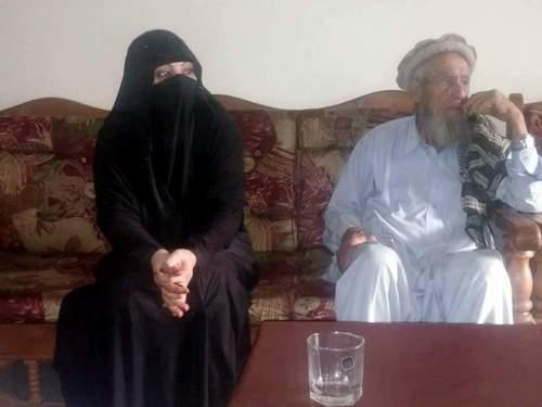 مجھے اغوا کر کے کشمیر میں بااثر شخص کو فروخت کر دیا گیا، انصاف نہیں ملی تو خودسوزی کرونگی، خورشیدہ بی بی کی پریس کانفرنس