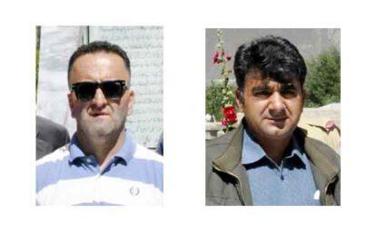 سینئر جاوید اقبال غذر پریس کلب اور راجہ عادل غیاث غذر یونین آف جرنلسٹس کے صدور منتخب