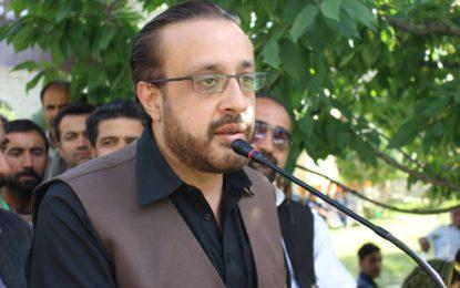 میڈیا میں شائع شدہ مجھ سے منسوب کردہ خبرکی مذمت کرتاہوں، پارٹی پالیسی کا پابند ہوں، ایم ایل اے شاہ سلیم خان