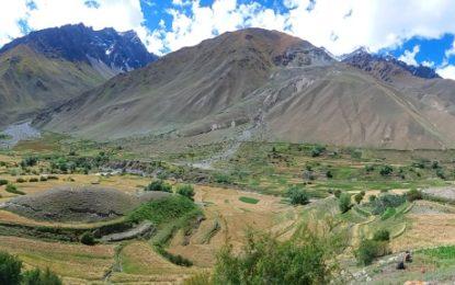 خوبصورت پہاڑوں، میدانوں اور پانیوں کی سرزمین وادی تھلے کے دلفریب مناظر