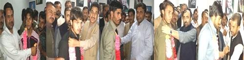 میر مرتضی بھٹو شہید کی برسی کے موقعے پر گلگت میں تقریب کا انعقاد