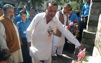 ڈپٹی ڈائریکٹر ایجوکیشن ضلع شگر حاجی محمد ابراہیم تبسم انتقال کر گئے