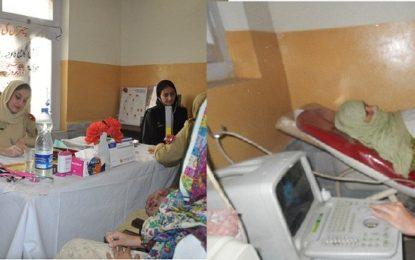 پاک فوج کی طرف سے ڈسٹرکٹ ہیڈکوارٹر ہسپتال چترال میں مفت طبی کیمپ کا انعقاد، حمل اور امراض نسواں سے متعلق کیسز دیکھے گئے