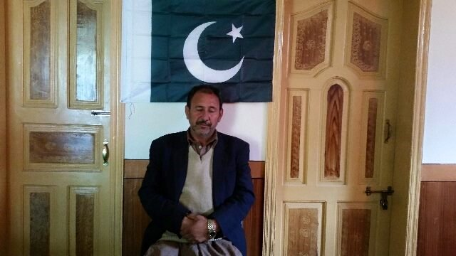 بی این ایف کے مقامی رہنما حفس علی خان نے پارٹی رکنیت سے مستعفی ہونے کا اعلان کردیا