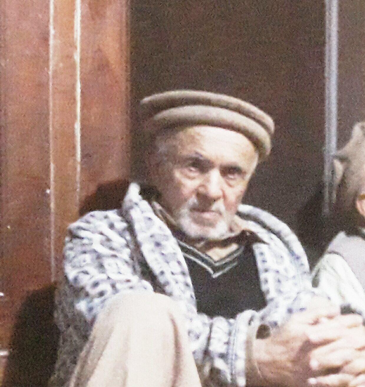 گنش ہنزہ سے تعلق رکھنے والے عبدالکریم انتقال کر گئے