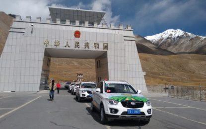 چین سے آنے والی کار ریلی کے شرکا گلگت بلتستان پہنچ گئے، پرتپاک استقبال
