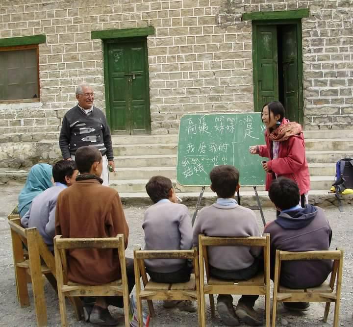 مسگر گوجال سے تعلق رکھنے والے معروف معلم اور سماجی رہنما قضائے الہی سے وفات پاگئے