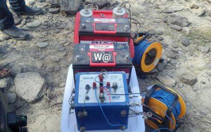 زلزلے کی پیشگی اطلاع دینے والی مشین  نے گلگت پولیس کی دوڑیں لگوادیں