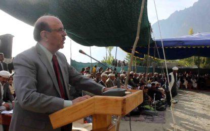 قراقرم یونیورسٹی ہنزہ کیمپس کے لئے 350 ملین روپوں کی منظوری ہو چکی ہے، وائس چانسلر ڈاکٹر محمد آصف خان