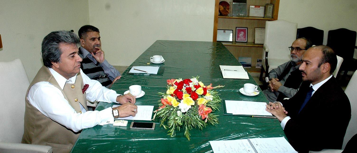 نیٹکو اور پی ٹی ڈی سی نے گلگت بلتستان میں سرمائی سیاحت کی ترویج کے لئے مل کر کام کرنے کا عہد کرلیا