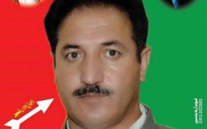 ایوب شاہ پر الزامات لگانے والے اپنے گریبان میں جھانکیں، نثار علی پی ایس ایف رہنما