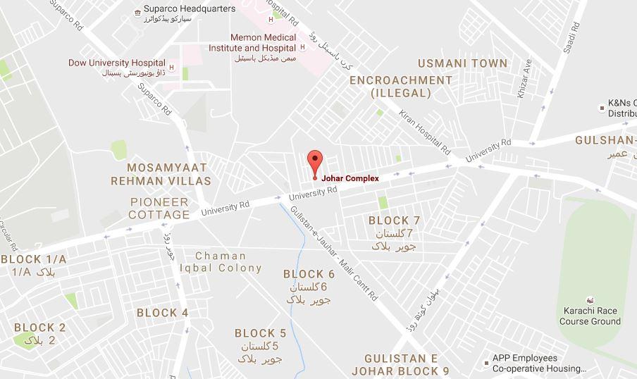 جوہر کمپلیکس کراچی میں پولیس چھاپے، گلگت بلتستان سے تعلق رکھنے والے دس طلبہ گرفتار، پانچ کے خلاف ایف آئی آر درج