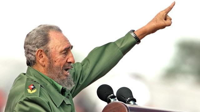 کامریڈفیڈل کاسترو انقلاب کی علامت تھے