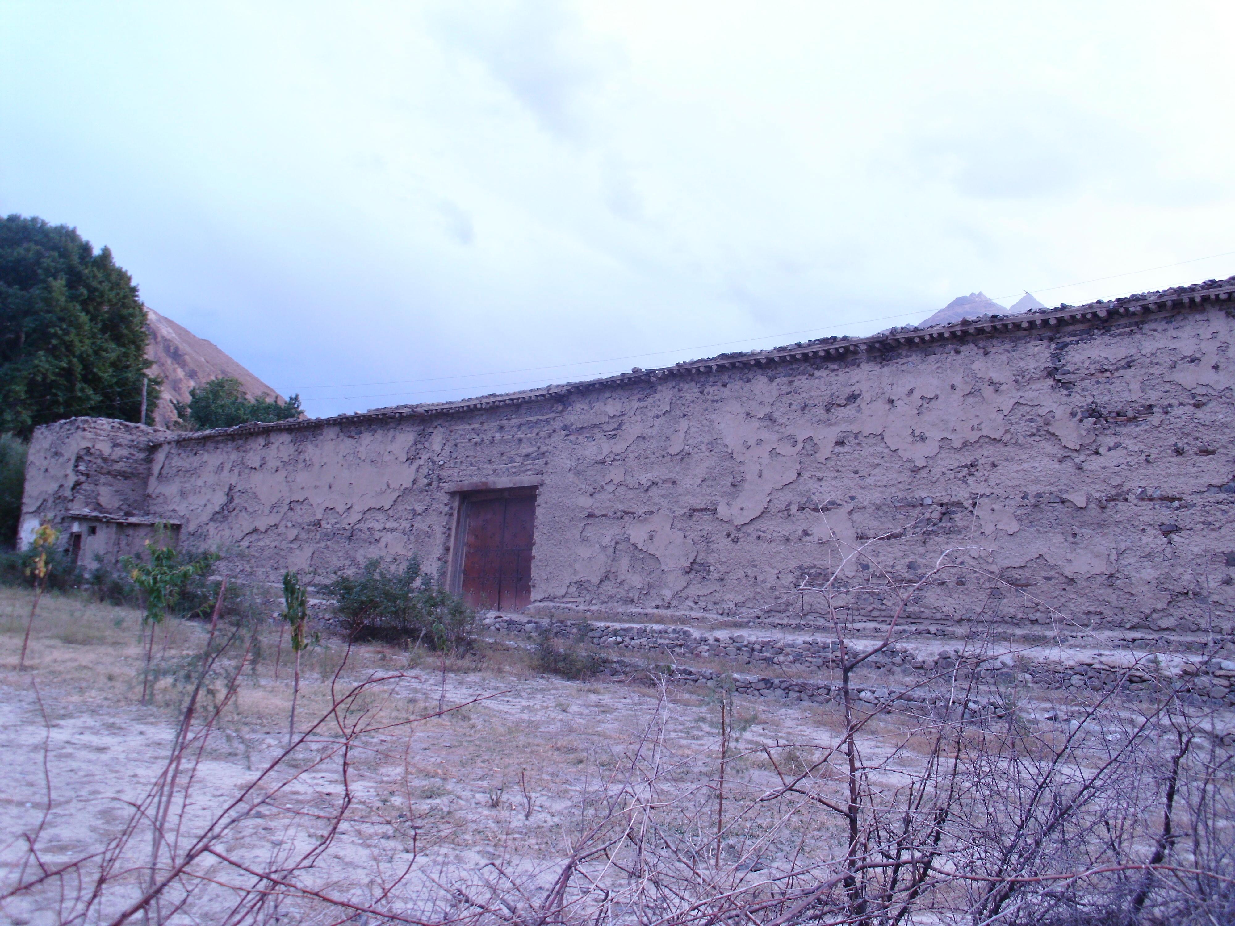 فکر فردا ۔۔۔۔۔۔ قلعہ مستوج تباہی کے دہانے پر