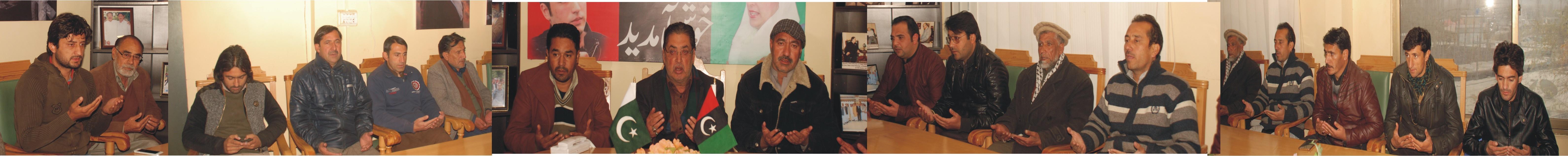 گروپ کیپٹن شاہ خان کی وفات سے گلگت بلتستان ایک عظیم قومی ہیرو سے محروم ہوگیا ہے، سید مہدی شاہ سابق وزیراعلی