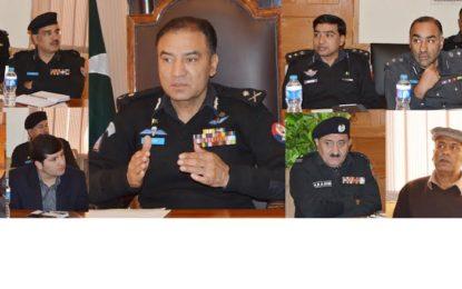 تمام اضلاع میں موجود افغان شہریوں کے مکمل انخلاء تک کاروائی جاری رکھی جائے، آئی جی ظفر اقبال کی پولیس فورس کو ہدایت