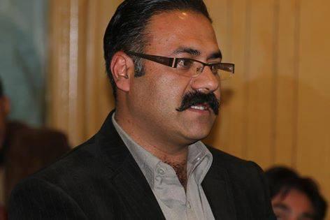 حفیظ الرحمن کے پاس نیب کو با اختیار بنانے کا اختیار نہیں ہے، فتح اللہ خان ڈپٹی آرگنائزر تحریک انصاف