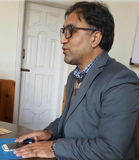 ملک بھر کی طرح گلگت بلتستان میں بھی مردم شماری کا مرحلہ جلد شروع ہوگا، اقبال حسن