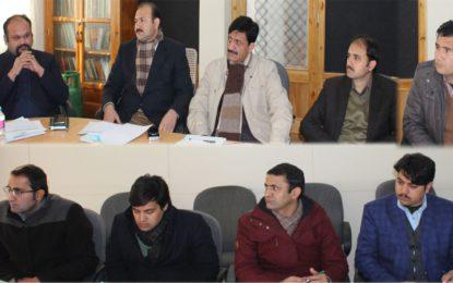 گلگت بلتستان میں چھٹی خانہ و مردم شماری سے متعلق جاری تربیتی پروگرام کا پہلا مرحلہ مکمل