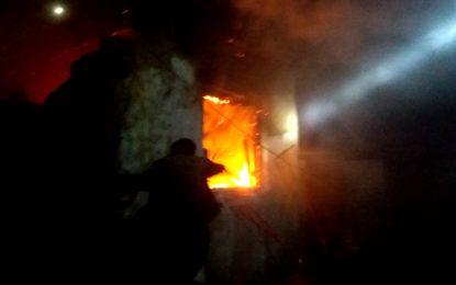 کریم آباد ہنزہ، شارٹ سرکٹ کی وجہ سے گھر قیمتی سامان سمیت خاکستر ہوگیا