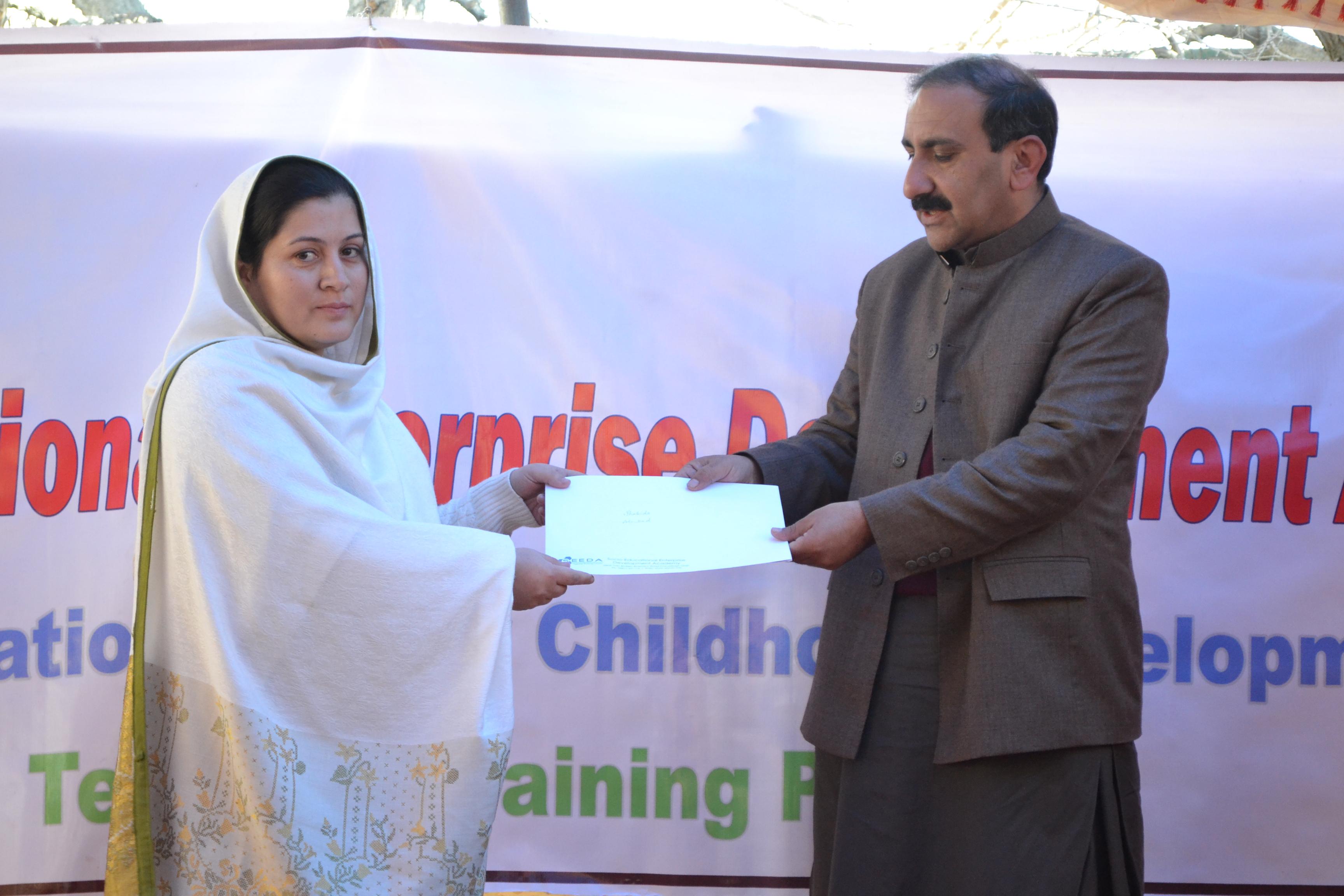 تعلیم ہی روزگار کا واحد موقع پیدا کر تا ہے۔ ممبر گلگت بلتستان کونسل ارمان شاہ