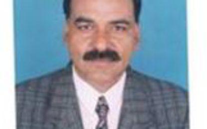 گانچھے میں بند سڑکوں کو بحال کردیا گیا ہے، صوبائی وزیر خوراک محمد شفیق