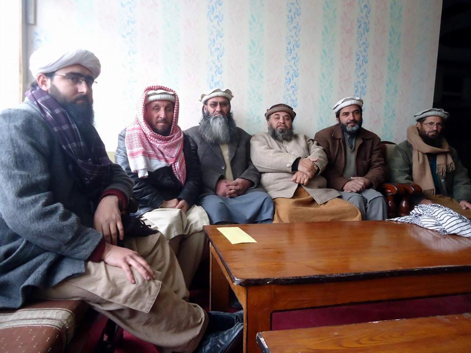 جمعیت علماء اسلام ضلع چترال کے سینئر رہنماؤں کا اہم اجلاس