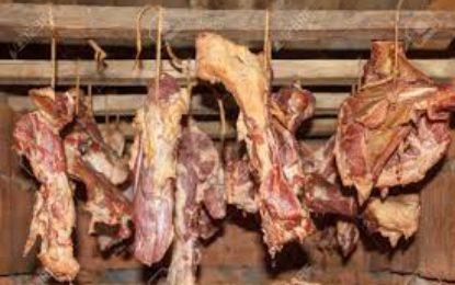 گلگت: ناغہ کے دن جانور ذ بح کرنے اور گوشت کی فروخت پر 3قصائی جیل پہنچ گئے