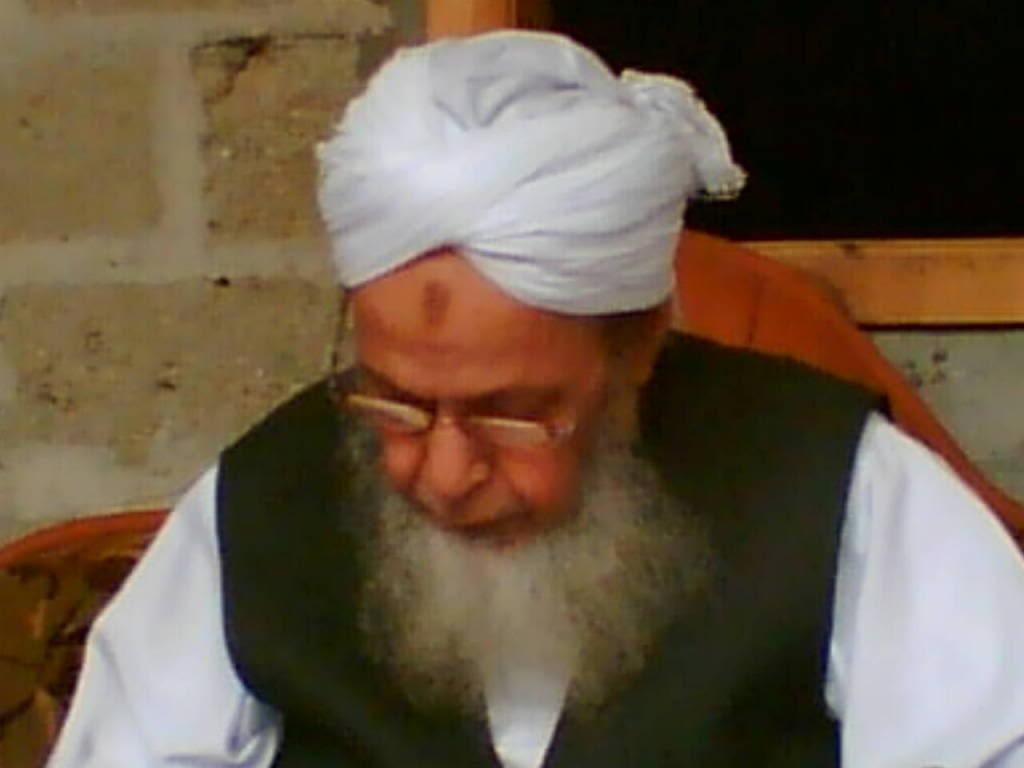 شیخ الحدیث مولانا سلیم اللہ خان کی وفات کا زخم تاقیامت مندمل نہ ہوسکے گا۔جمیعت علماء اسلام گلگت