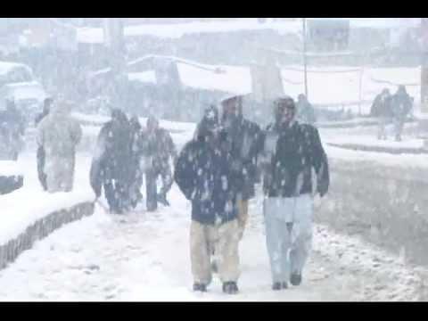 بلتستان ریجن میں برف باری کا سلسلہ دوبارہ شروع، نظام زندگی ایک بار پھر متاثر