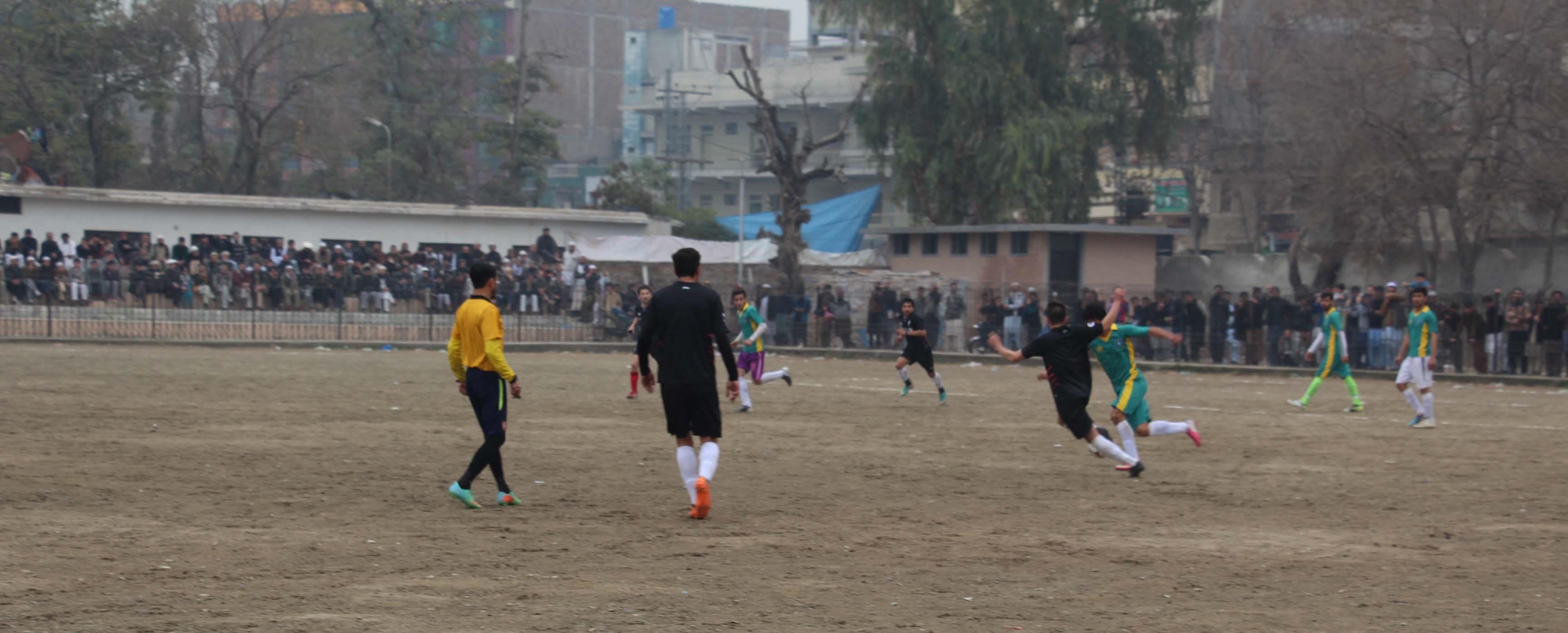چترال، حیات کلب نے نوجوان نیشکو ٹیم کو صفر کے مقابلے میں ایک گول سے شکست دے کر فٹبال چیمپین شپ جیت لی