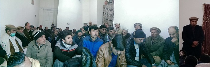 ہنزہ : پیپلز پارٹی ایک حقیقی جیالے سے محروم ہوگئی۔ امجد حسین ایڈوکیٹ