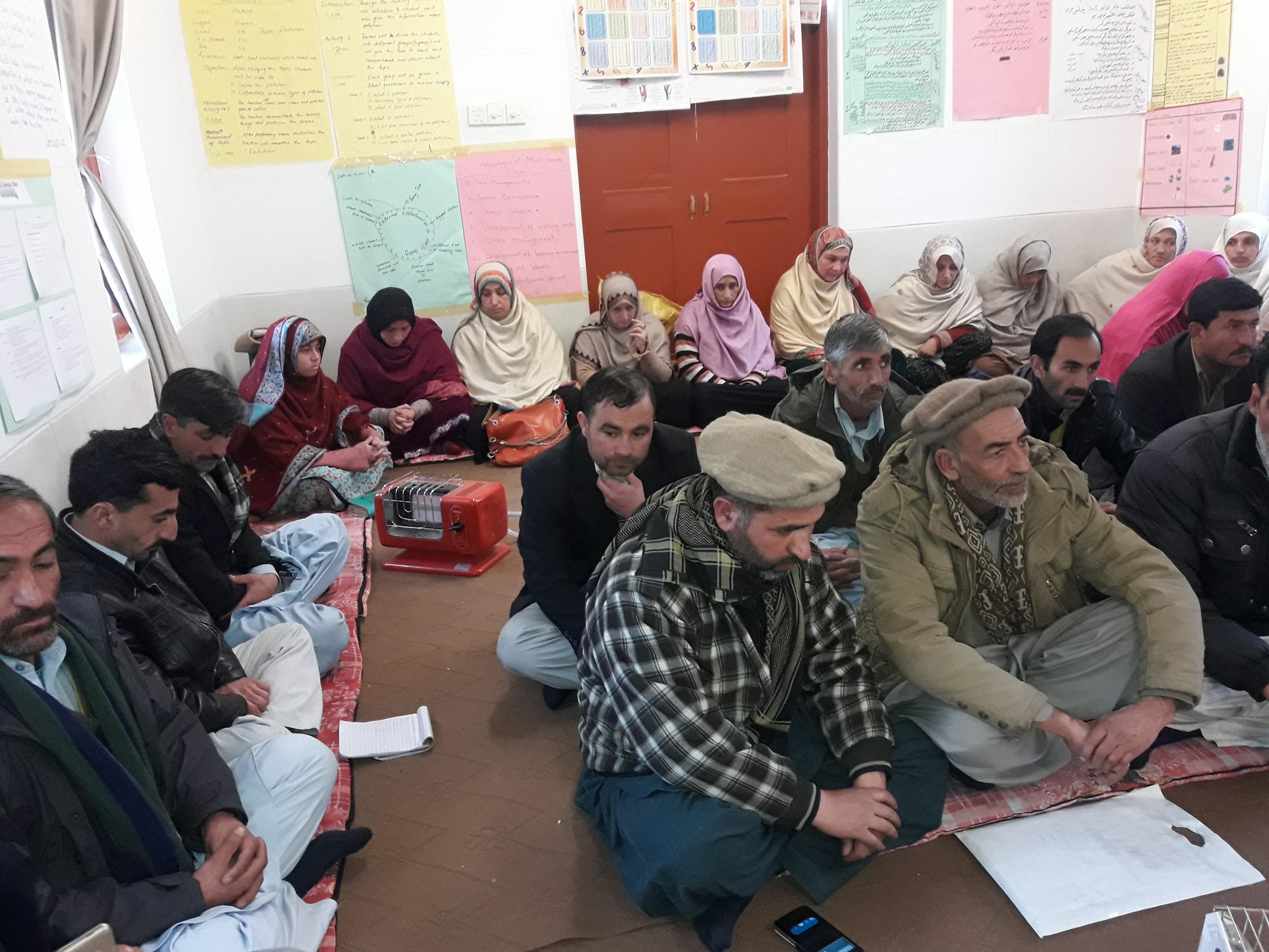 نگر : اساتذہ ورکشاپس میں جو کچھ سیکھتے ہیں اسے دوران تدریس نا فذ العمل کریں۔ڈپٹی ڈائریکٹر ایجو کیشن ضلع نگر