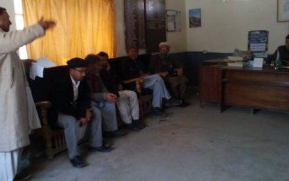 چترال: تحریک حقوقِ عوام چترال کے وفد کا اے سی مستوج محمد حیات شاہ سے ملاقات۔علاقے کے مسائل پر تبادلہ خیال