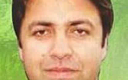 گلگت بلتستان کے عوام کی خوش نصیبی ہے کہ گلگت بلتستان میں پاکستان مسلم لیگ ن کی حکومت ہے- برکت جمیل