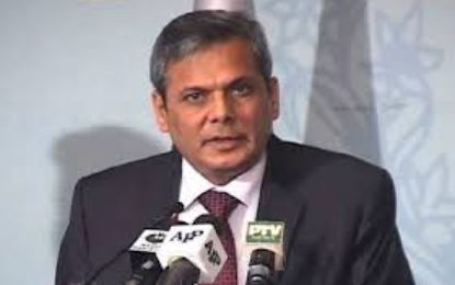 گلگت بلتستان کے وزیر اعلیٰ کو وزیر اعظم کےسی پیک کانفرنس میں شامل نہ کرنے کیلئے بھارت کی طرف سے کو ئی دباو نہیں تھا۔ ترجمان دفتر خارجہ محمد نفیس ذکریا