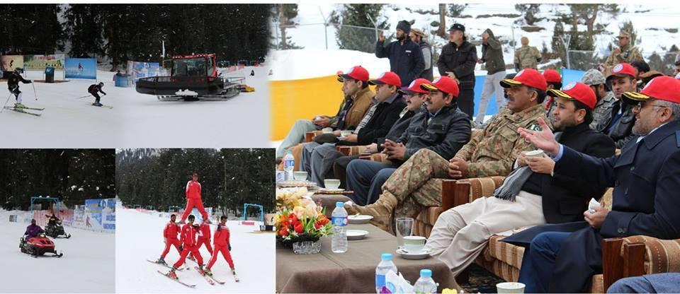 ونٹر ٹوریزم کے فروغ کیلئے بھی بھرپور اقدامات کئے جائیں گے۔ وزیر اعلیٰ گلگت بلتستان حافظ حفیظ الرحمن