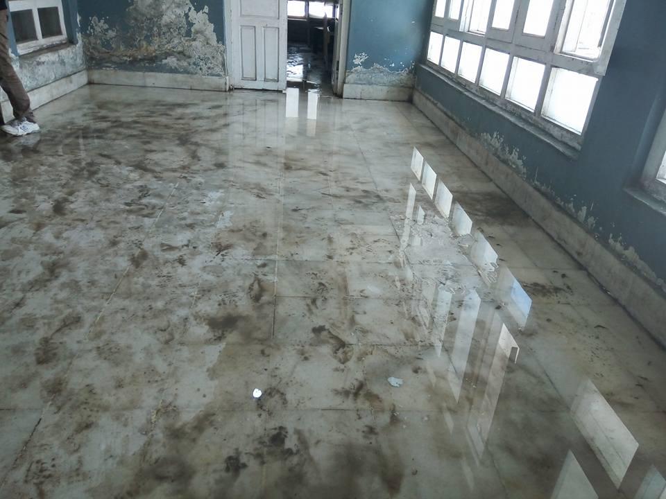 پارلیمانی سیکریٹری کی طرف سے سکردو ڈی ایچ کیو ہسپتال میں صفائی کے ناقص انتظام پر انکوائری کا حکم