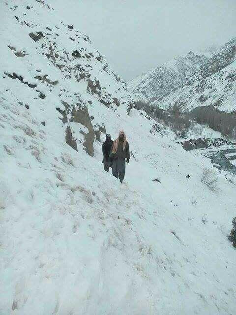 چترال : وادی تریچ شدید برفباری کی لپیٹ میں ،ذوندرانگرم کے دو غلہ گودام زمین بوس ،لاکھوں کے نقصان کی اطلاع