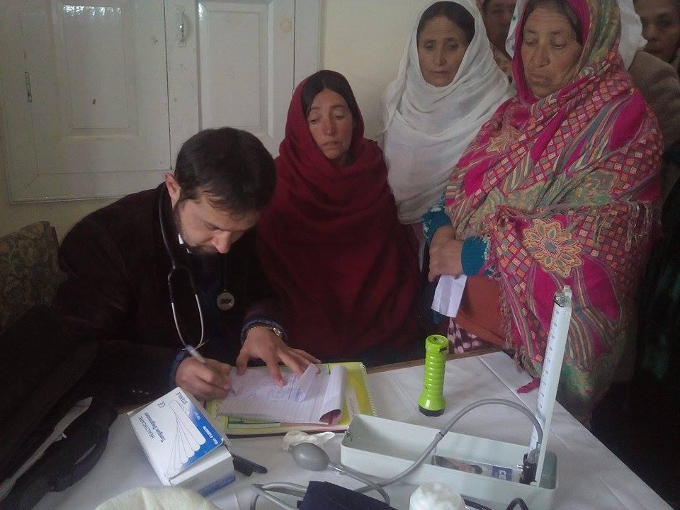 گوجال: خیبر سے مسگر تک کے عوام کے لئے فری میڈیکل کیمپ کا انعقاد