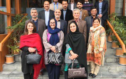 گلگت بلتستان میں غذائیت کی کمی کی وجہ سے بچے کم وزنی کا شکار ہورہے ہیں: ڈاکٹر نادر شاہ